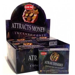 HEM002C Attracts Money
