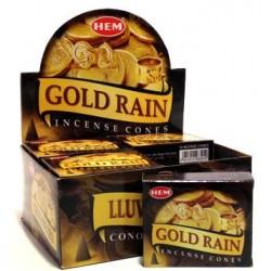 HEM007C Gold Rain