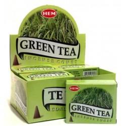 HEM Green Tea cone