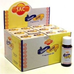 SAC Silver Gold aroma oil