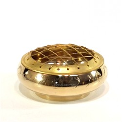 "1.5"" Brass Charcoal Burner(set of 6)"