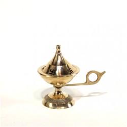 """3"""" Brass Charcoal Burner(set of 2)"""