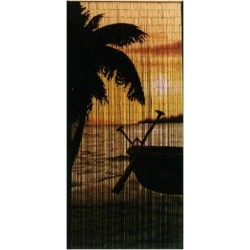 Bamboo Curtain(Dawn)