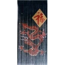 Bamboo Curtain(Dragon)