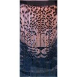 Bamboo Curtain(Leopard)