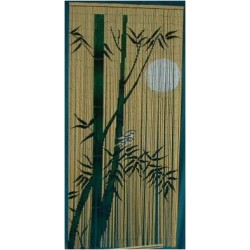 Bamboo Curtain(Bamboo & Moon)