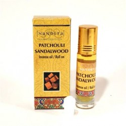 Nandita Patchouli Sandalwood Oil