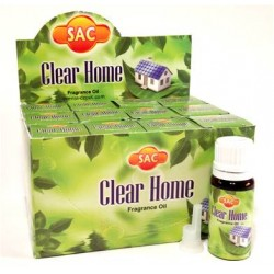 SAC Clear Home aroma oil