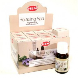 HEM Relaxing Spa Oil