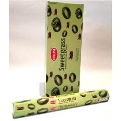 HEM Sweetgrass 20 sticks