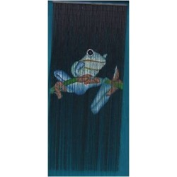 Bamboo Curtain(Frog)