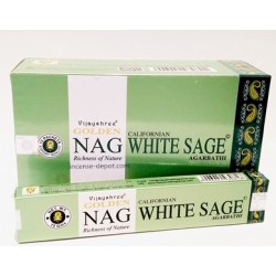 Golden White Sage 15g