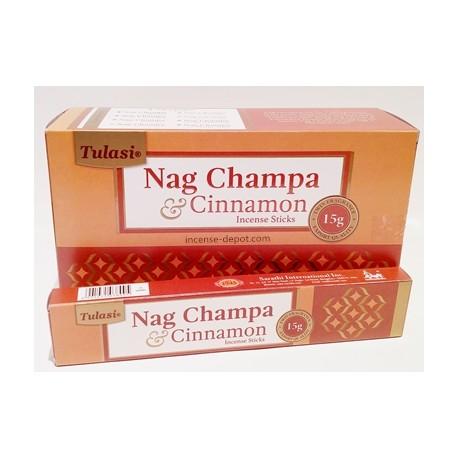 Tulasi Nag Champa Arruda 15g