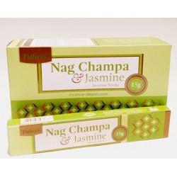 Tulasi Nag Champa Jasmine 15g