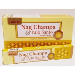 Tulasi Nag Champa Palo Santo 15g