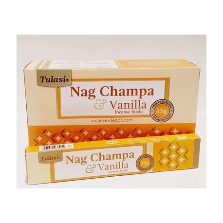 Tulasi Nag Champa Sandalwood 15g