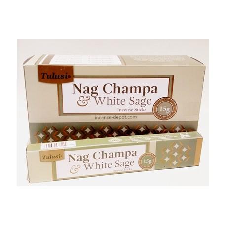 Tulasi Nag Champa Vanilla 15g