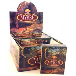 SAC Myrrh cones
