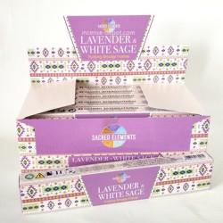HEM Lavender & White Sage 15g