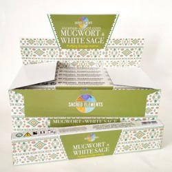 HEM Mugwort & White Sage 15g