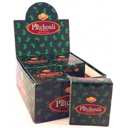SAC Patchouli cones