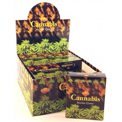 SAC Cannabis cones