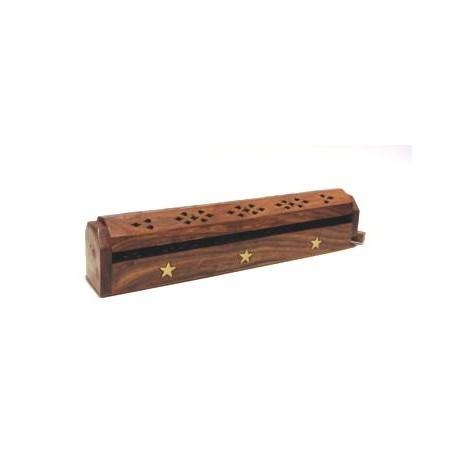 Incense Coffin Box (Star)