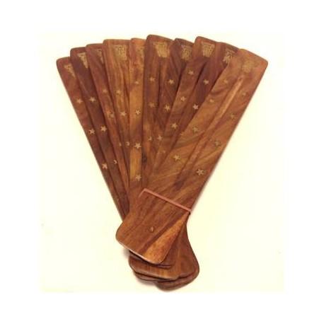 Flate Incense Holder (Buddha)