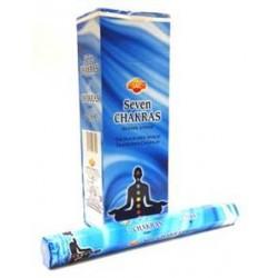 SAC Seven Chakras 20 sticks