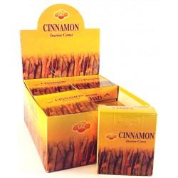 SAC Cinnamon cones