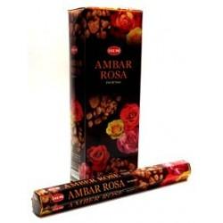 HEM Amber Rose 20 sticks