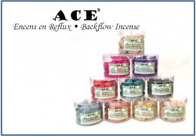 ACE BACKFLOW INCENSE