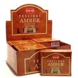 HEM013C Precious Amber