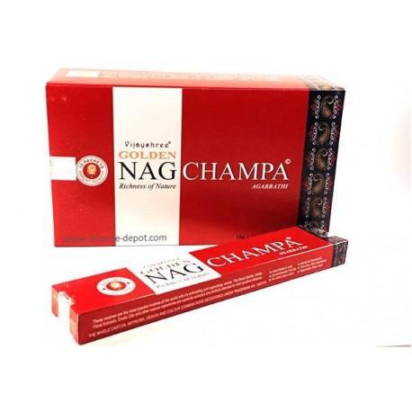 Golden Nag Champa 15g