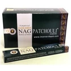 Golden Nag Patchouli 15g
