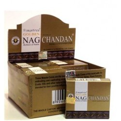 Golden Nag Chandan Cone