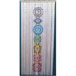 Bamboo Curtain(7 chakra)