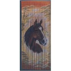 Bamboo Curtain(Horse)