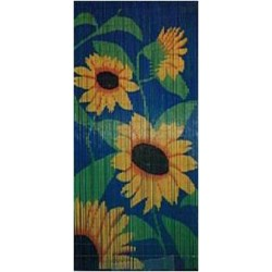 Bamboo Curtain(Sunflower)
