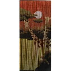 Bamboo Curtain(Giraffe)