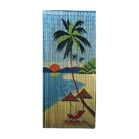 Bamboo Curtain(Palm Tree)