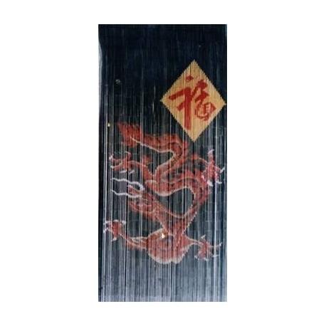 Bamboo Curtain(Dragon)