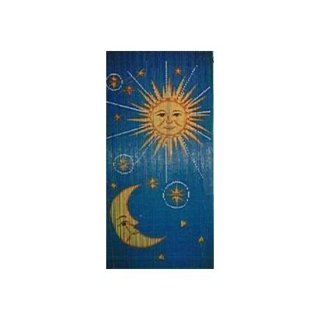 Bamboo Curtain(Sun & Moon)