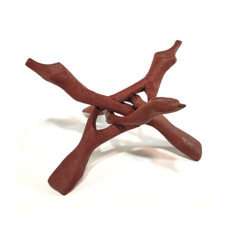 """6"""" Wooden Tripod Stand"""