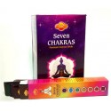SAC 7 Chakras