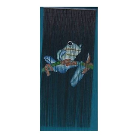 Bamboo Curtain(Frog)