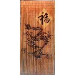 Bamboo Curtain(Natural Dragon)