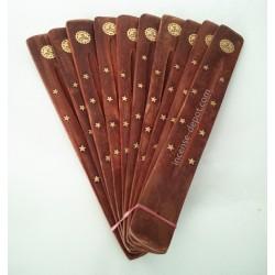 Flat Incense Holder (Sun)