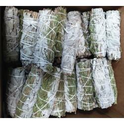 "4"" White Sage & Rosemary(100 pk)"