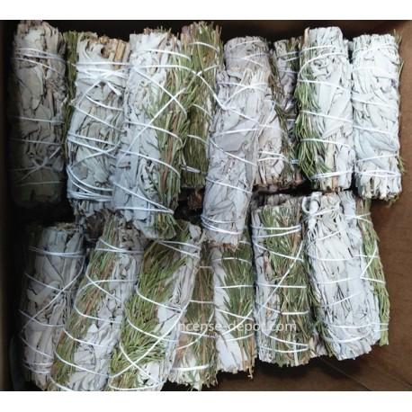 "4"" White Sage & Rosemary(40 pk)"
